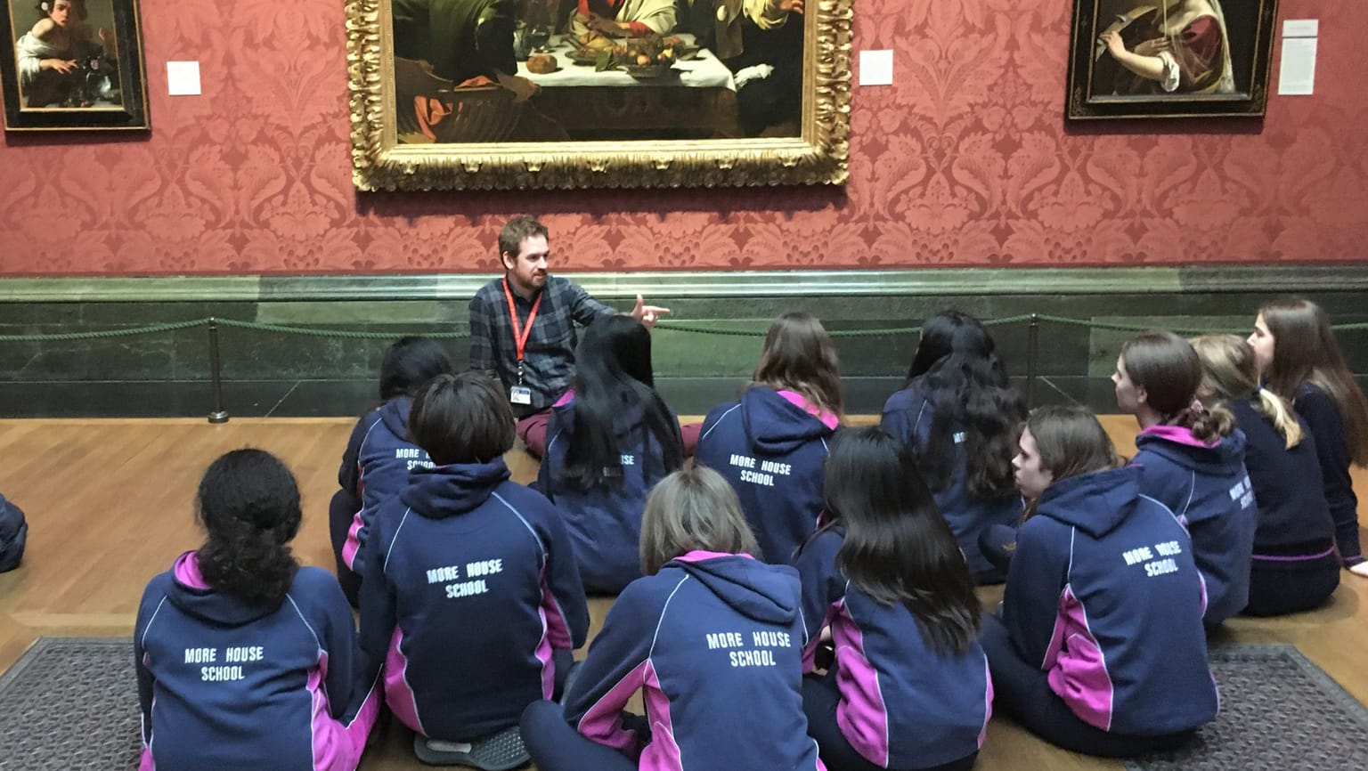 News Y10 National Gallery