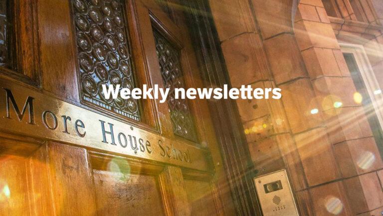 Week Newsletter Placeholder